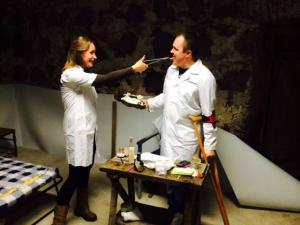 Dr. Adele diagnoosib dr. Franke hetkeolukorda