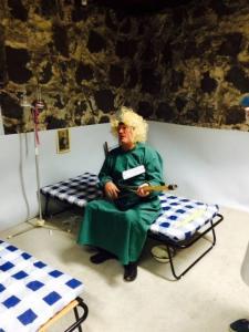 Mõned patsiendid võtavad isegi haiglavoodis laulu üles